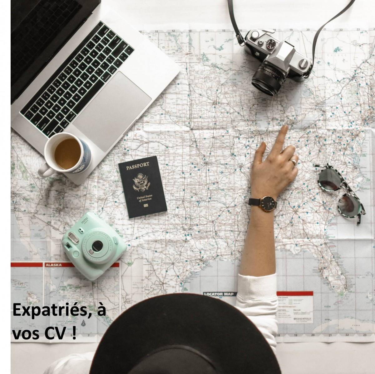 cv expatriés
